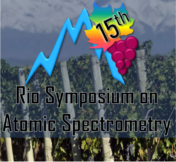 15th Rio Symposium on Atomic Spectrometr